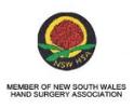 Ian Yuen is a member of NSW Hand Surgery Association